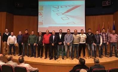 Carmelo Gómez, reelegido presidente de Asaja Soria