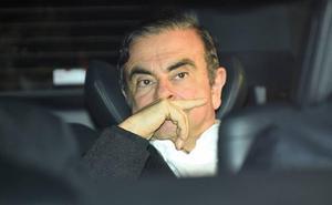 Un tribunal de Japón aprueba la libertad bajo fianza para Carlos Ghosn