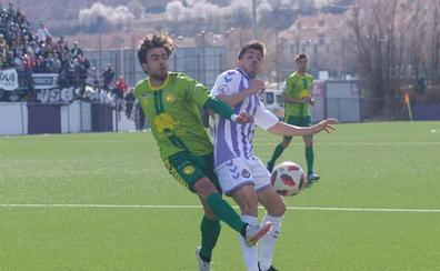 Guille Andrés mejora de su lesión pero todavía no llegará con Unionistas al duelo ante el Fabril