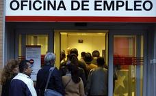 El desempleo crece en Castilla y León en 11.600 personas en el primer trimestre