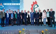 Entrega de premios Carbajosa Empresarial