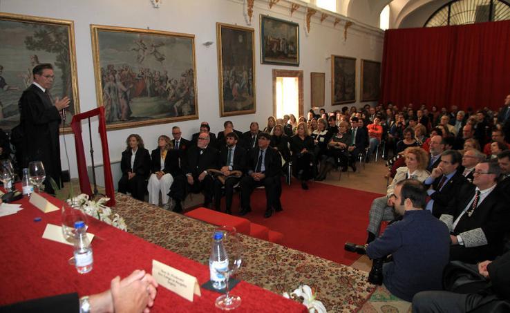 Fiesta Pascual del Ilustre Colegio de Abogados de Segovia