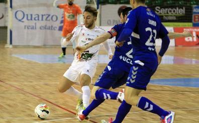 El Naturpellet Segovia se juega su futuro deportivo en Valdepeñas