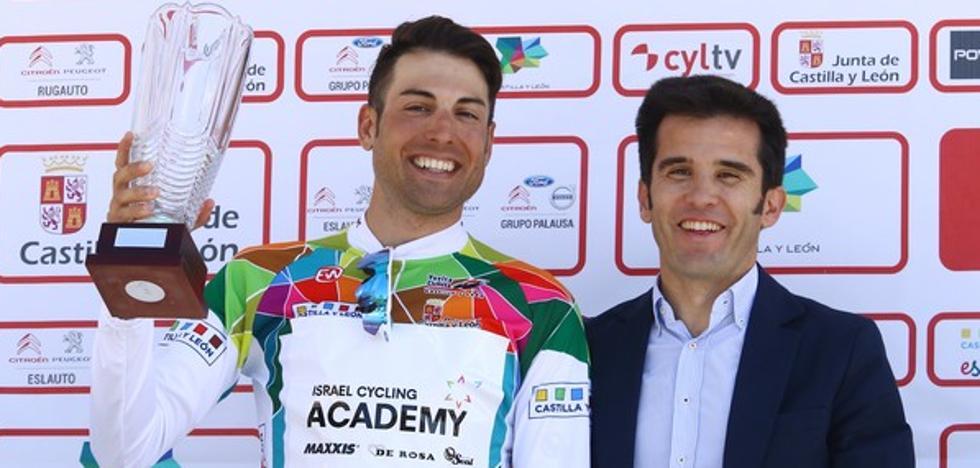 Cimolai aguanta en la etapa leonesa y conquista la Vuelta Castilla y León