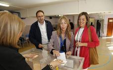 Milagros Marcos: «Es necesario que los palentinos voten con cabeza y pensando en el bolsillo»