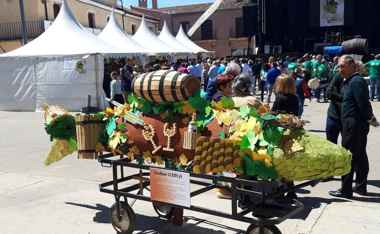 Fiesta del Verdejo en La Seca