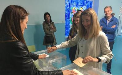 Los candidatos animan a los abulenses a salir a votar en un «día agradable»