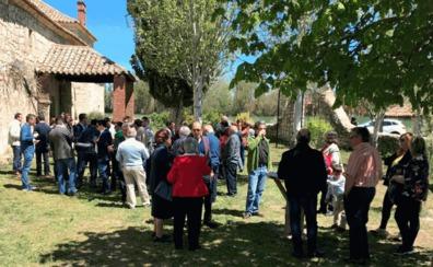 Gallegos de Hornija y San Salvador unidos en la tradicional Pascuilla