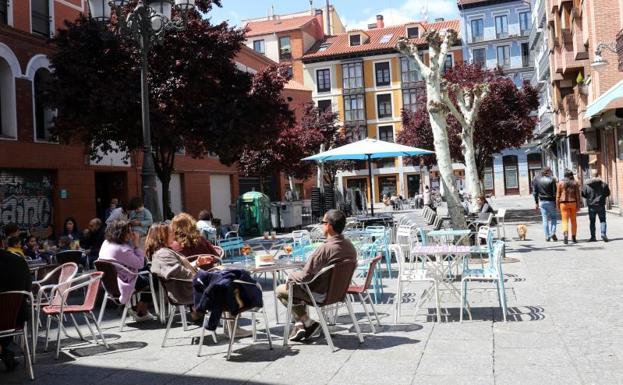 La Redistribución De Terrazas En Valladolid Llegará Este Año