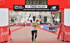 Kipchoge agranda su leyenda: primer tetracampeón del maratón de Londres
