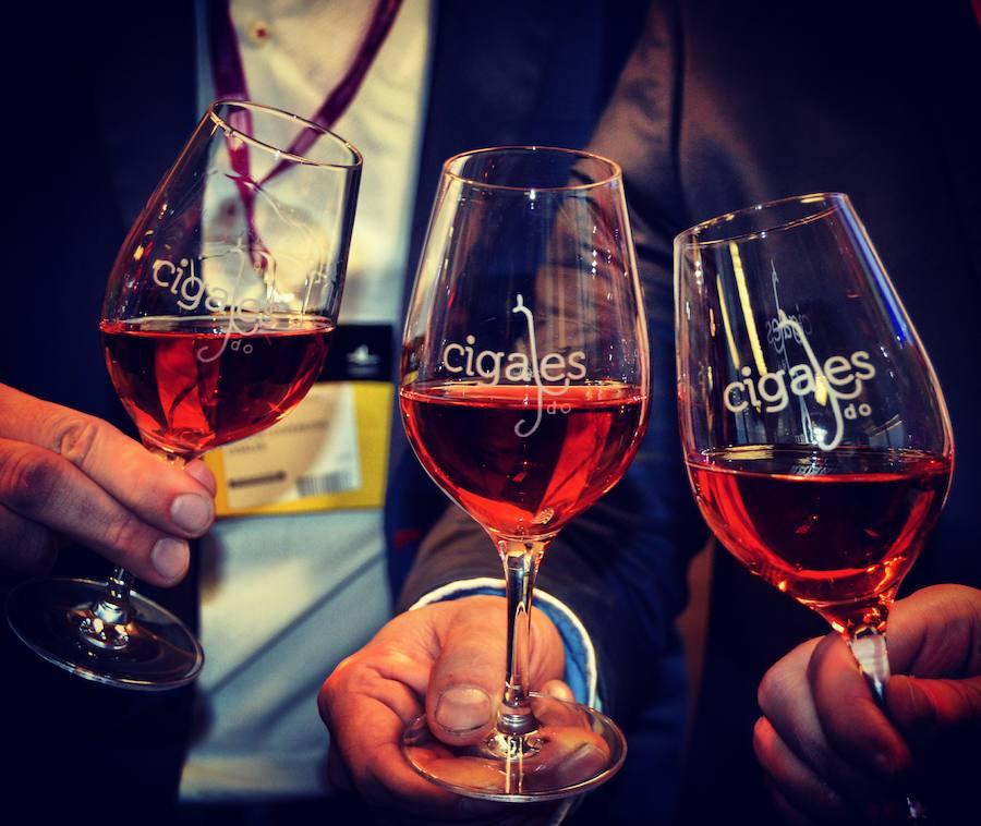 La DO Cigales obtiene tres de los ocho oros españoles en el Mundial del Rosado de Cannes