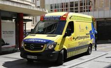 Fallece una anciana de la localidad soriana Arcos de Jalón atropellada por un vehículo dumper