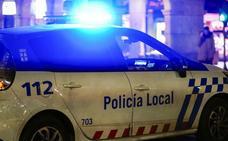 Desalojan un piso en Salamanca con 22 estudiantes desde el que se lanzaron objetos a la calle