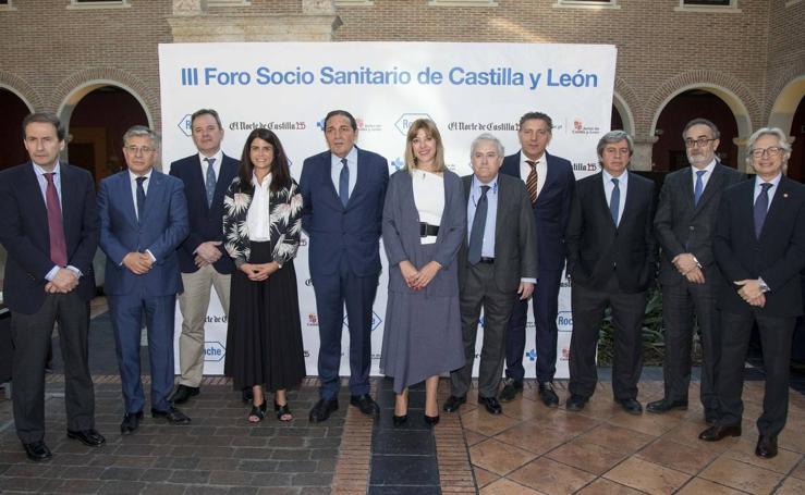 III Foro Sociosanitario de El Norte de Castilla
