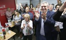 Vuelco electoral en Palencia, con triunfo del PSOE