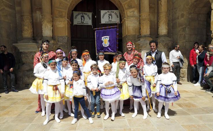 Fiesta de San Telmo en Frómista