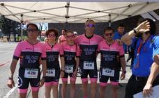 Triatlón Salamanca, Ondarreta y Triatlón Charro, los mejores en Ávila por equipos