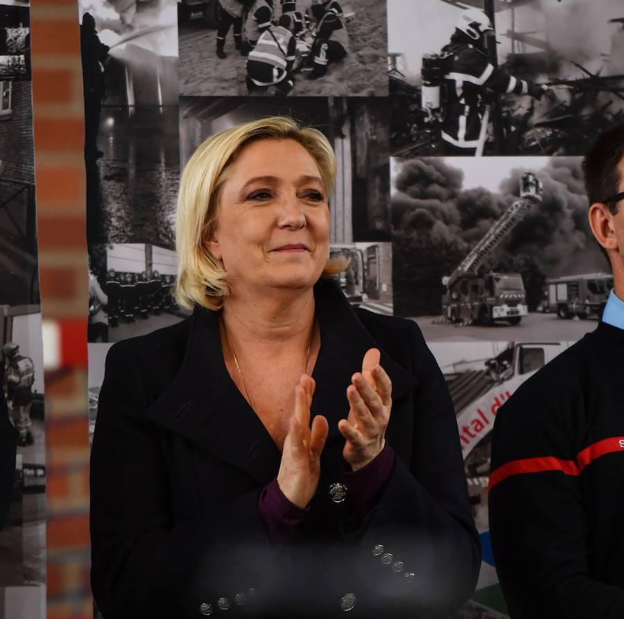 Le Pen felicita a Vox porque «las naciones necesitan defensores entusiastas»