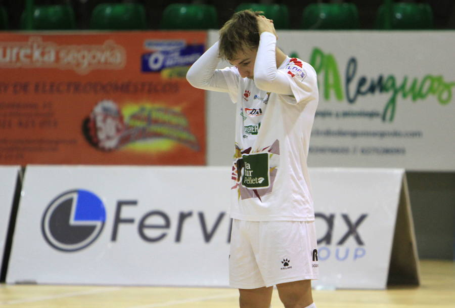 Naturpellet dejará de patrocinar al Segovia Futsal tras cuatro temporadas