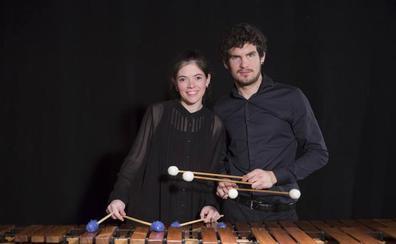 Mbira Dúo propone una exhibición de las posibilidades de la percusión