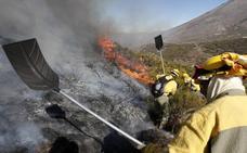 UGT denuncia «inacción» de la Junta de Castilla y León en la ampliación de los contratos de incendios