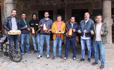La Alberca celebra su tradicional Día del Trago en un día primaveral