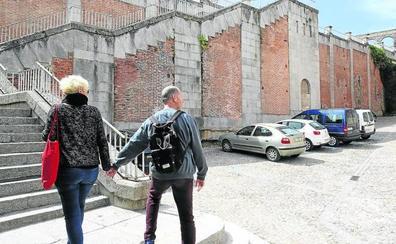 El primer ascensor urbano de Segovia salva este martes el trámite de Patrimonio