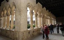 Vista para sentencia la propiedad del monasterio de Santa María la Real de Nieva en Segovia
