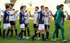 Los Anexos de Zorrilla tendrán una capacidad de 1.500 espectadores para el Valladolid B-Salamanca CF