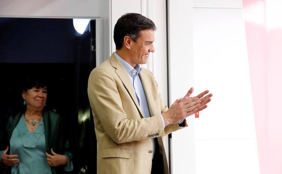 Sánchez contempla una investidura sin ERC por la suspensión de los diputados presos