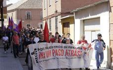 Decenas de personas se manifiesta en Laguna para conmemorar el 1 de mayo