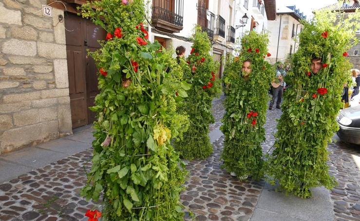 Fiesta de los Maios de Villafranca del Bierzo (León)
