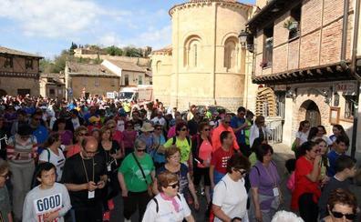 Más de 300 personas marchan en Segovia en solidaridad con Venezuela, Zimbaue y Haití