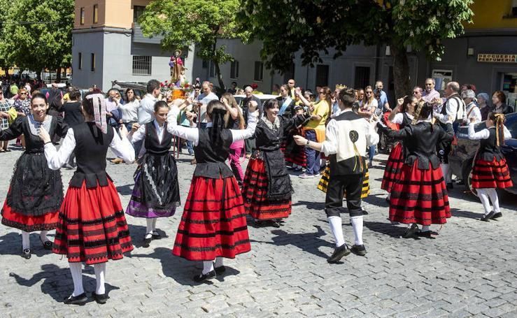 Fiestas en el barrio de San José