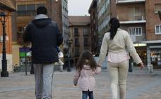 Los okupas de San Juanillo en Palencia evitan el desahucio tras encontrar un piso de alquiler