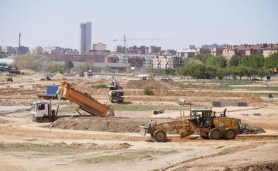 La prolongación de Puente Jardín dará lugar a un nuevo barrio con 1.146 pisos de Valladolid
