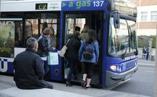 Rompen la luna de un autobús urbano con un perdigonazo en el barrio vallisoletano de Pajarillos