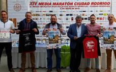 La XIV Media Maratón de Ciudad Rodrigo ya calienta motores para este domingo