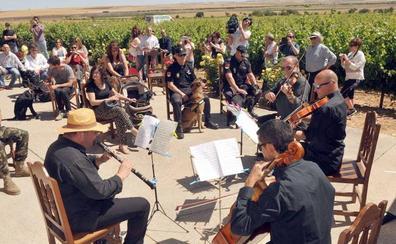 La música clásica sonará para los caballos en la bodega Liberalia