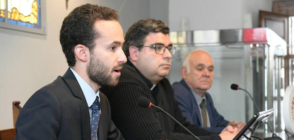 Valladolid presenta su candidatura al Encuentro de Jóvenes Cofrades con el reto de recibir a 2.000 personas