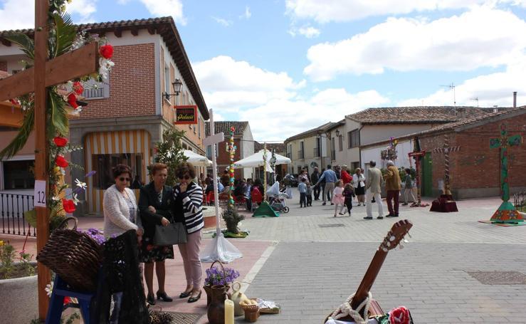 Primer Concurso de Cruces Fiestas de Villabrágima