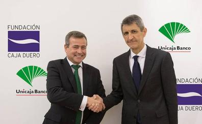 La Fundación Caja Duero dará impulso a sus actividades tras su acuerdo con Unicaja Banco