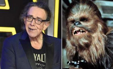 La saga 'Star Wars' se queda huérfana de Chewbacca