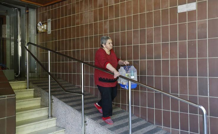 Desahucian a un matrimonio de pensionistas y sus dos hijos en Palencia