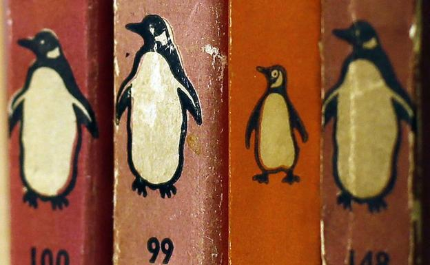 Libros de la editorial Penguin Random House.