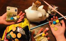 De las 'chuches' del quiosco a la rutina del ahorro