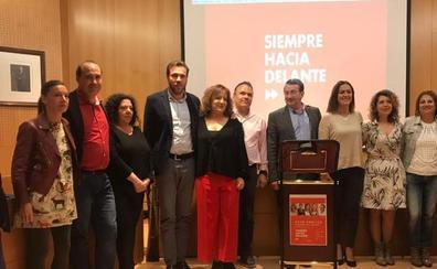 El PSOE presenta su candidatura en Laguna de Duero