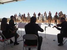 Música para caballos