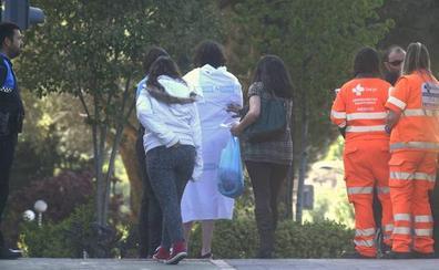 Una adolescente de 14 años se cae al río Pisuerga en Valladolid y logra salir por sus propios medios