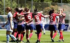 El Atlético de Madrid gana la Liga Iberdrola por tercer año consecutivo